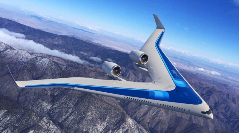 Flying-V – Geceleğin Yeni Tasarım Uçağı
