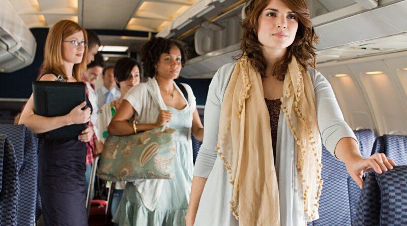 Uçakta Neden Ayakta Yolcu Taşınmaz?