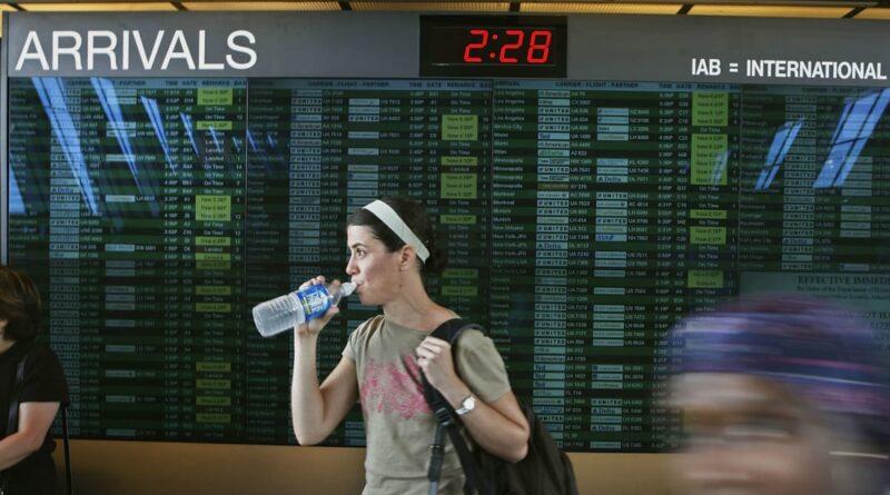 Uçaklara Neden Sıvı Alınması Yasak?