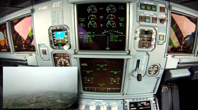 ECAM Nedir? – Electronic Centralized Aircraft Monitor