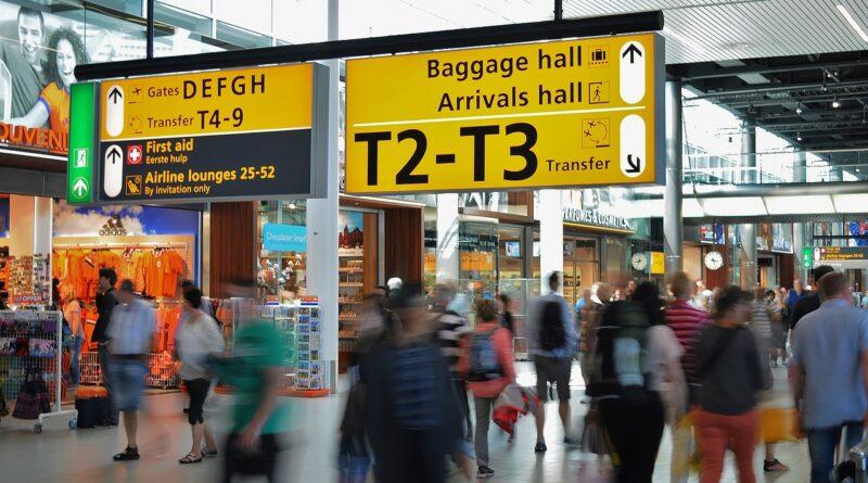 Türkiye'de Yolcu Trafiğinde İlk 5 Havalimanı – 2021